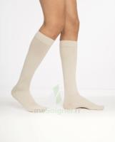 Sigvaris Essentiel Coton Chaussettes  Homme Classe 2 Sable Small Normal à TOURCOING