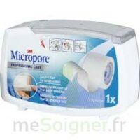 Micropore Sparadrap Microporeux 25mmx5m DÉvidoir à TOURCOING