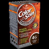 Color&soin Kit Coloration Permanente 4g Châtain Doré à TOURCOING