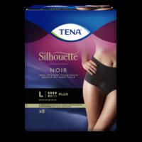 Tena Silhouette Plus Slip Absorbant Noir L Sachet/9 à TOURCOING