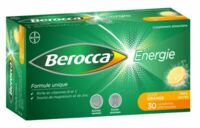 Berocca Energie Comprimés Effervescents Orange B/30 à TOURCOING