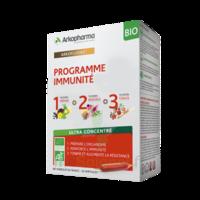 Arkofluides Bio Ultraextract Coffret Programme Immunité 3x10 Ampoules/10ml à TOURCOING