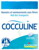 Boiron Cocculine Comprimés Orodispersibles B/40 à TOURCOING